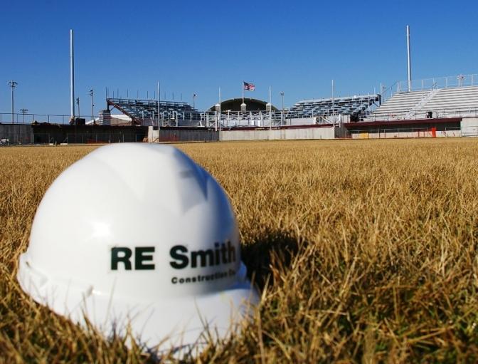 RE Smith Promo, Softball field